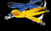 Печать на шнурках для бейджей (ланьярдов)