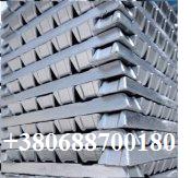 Алюминий первичный А8,  А7,  А7Е,  А6,  А5,  А5Е,  А0 на экспорт.